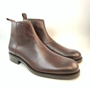 Wolverines Montague Zip Leather Chelsea Boot